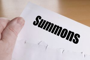 Summons and Arrest Warrants In Colorado